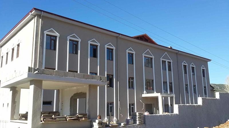 Antalya Gündoğmuş Emniyet M. Hizmet Binası