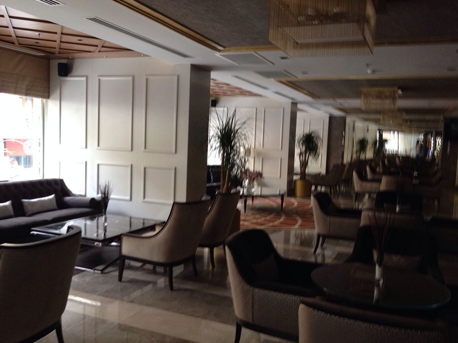Antalya IMPERIAL BUSINESS HOTEL