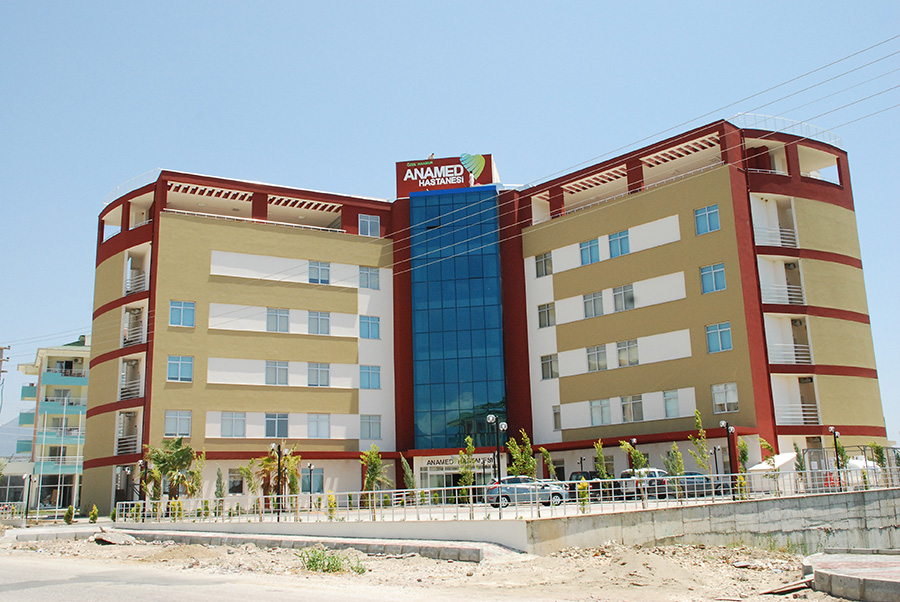 Antalya Anamur Anamed Hastanesi