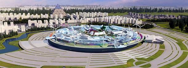 Antalya Expo 2017 Kazakistan